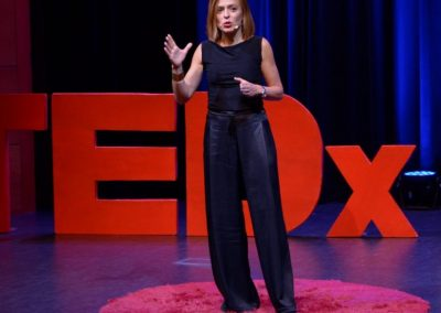 TED Talk by Natalia Fabra October 2020