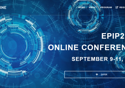 EPIP 2020 Online Conference with covid19, innovation and IP session September 2020
