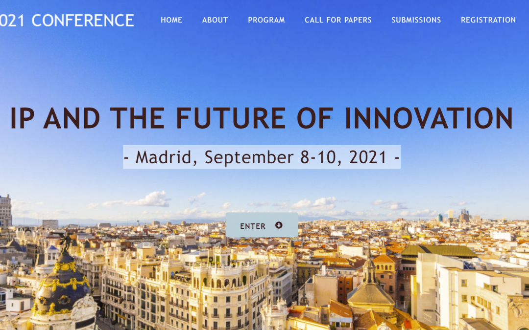EPIP2021 Conference in Madrid and preceding EPIP PhD workshop September 2021