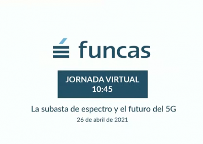 Auctioning the Spectrum and the Future of 5G –  Workshop April 2021